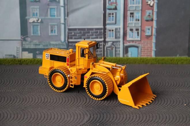 988B Wheel Loader Beadless Tire Version