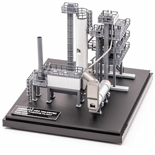 ABA ValueTec Asphalt Mixing Plant