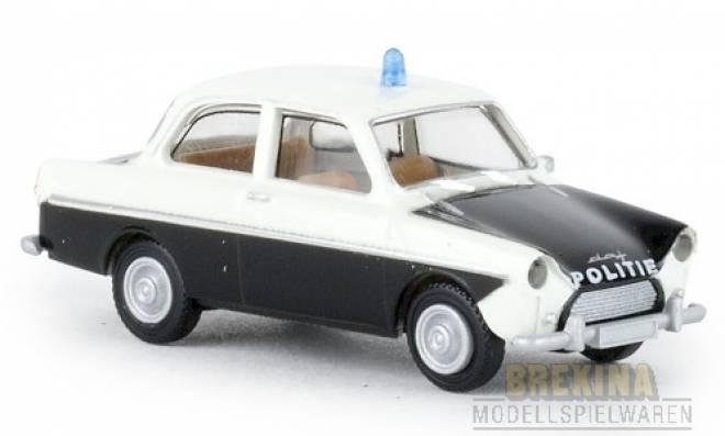 600, weiss/schwarz, Politie (NL) , 1960