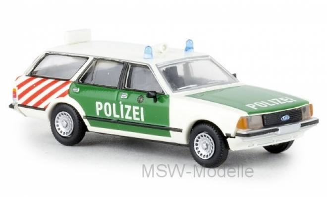 Granada II Turnier, Autobahnpolizei Berlin, 1977