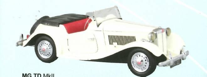TD MkII, RHD, 1950