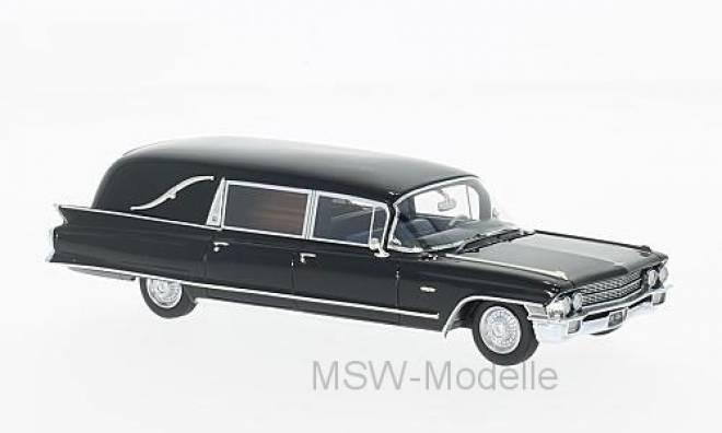 Series 62 Miller Meteor Hearse, Leichenwagen von 1962