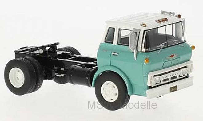 Tilt Cab   1960