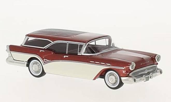 Century Caballero Estate Wagon, , 1957