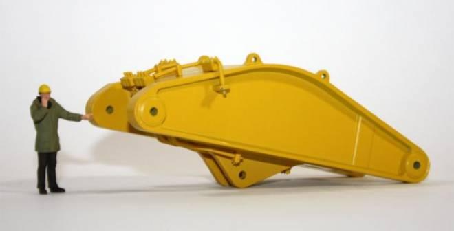 Hochlöffel-Stiel  für PC8000-6