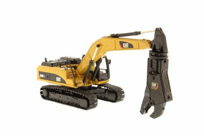 330D L Hydraulic Excacator w/ Shear