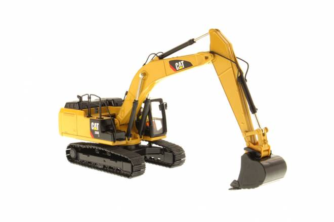336E Hybrid Excavator
