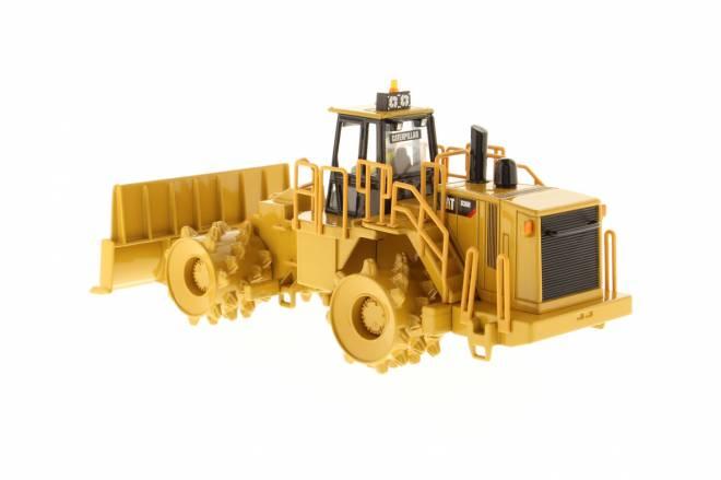 836H Landfill Compactor