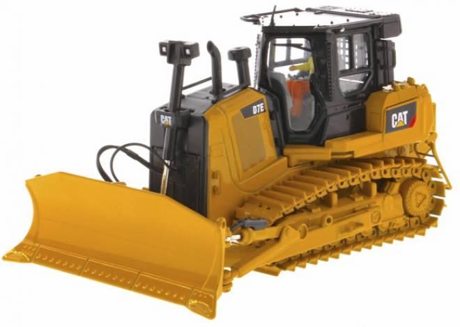 D7E Track Type Tractor Pipeline Configuration