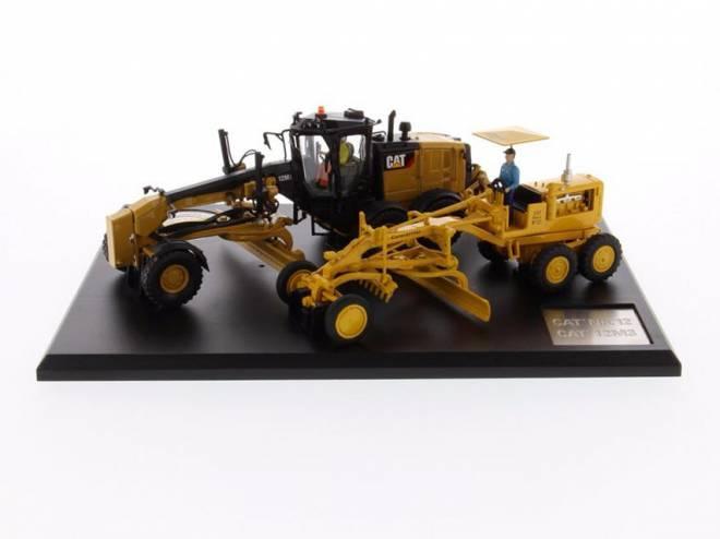 Motor Grader Evolution Series Cat No. 12 & Cat 12M3