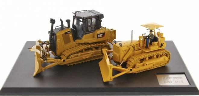 D7C & Cat D7E
