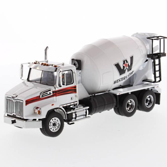 4700 SB Concrete Mixer