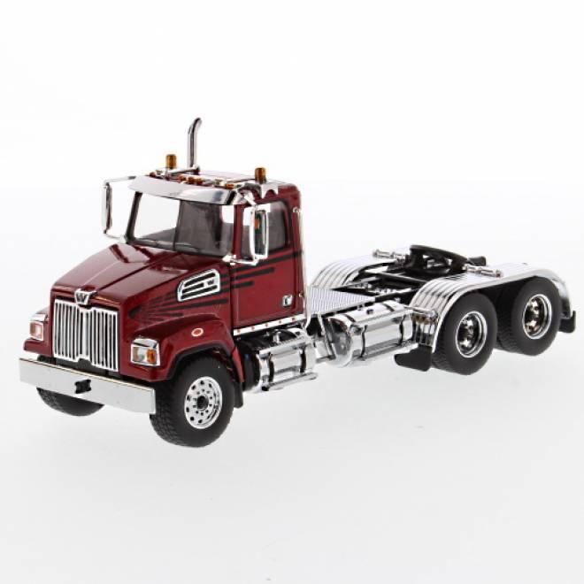 4700 SF Tandem Truck red