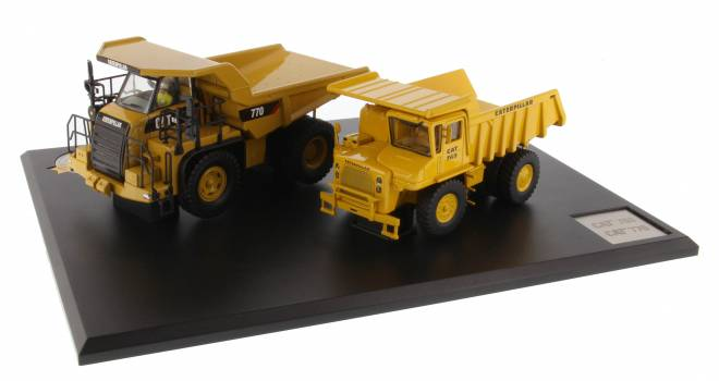Off Highway Truck Evolution Series (769 & 770)