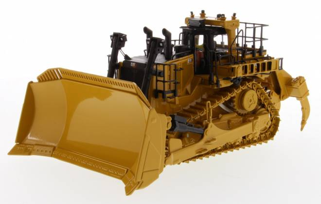 D11 Fusion Track Type Tractor