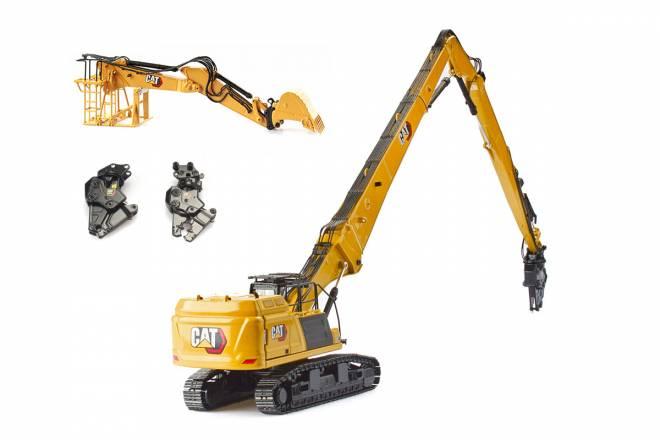 352 Hydraulikbagger Ultra High Demolition