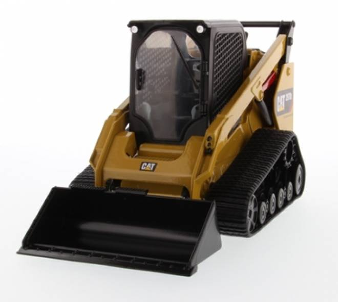 297D2 Multi Terrain Loader with 4 tools