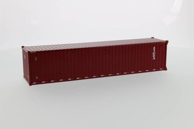 40' Dry sea container TEX