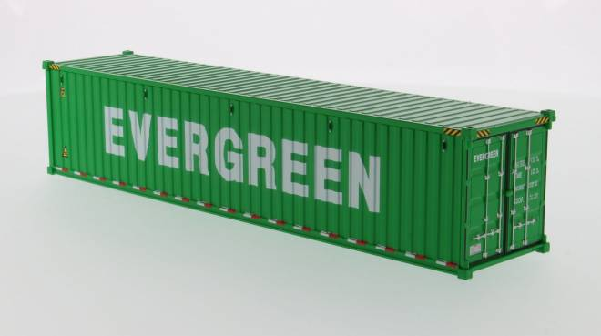 40' Dry sea container EverGreen