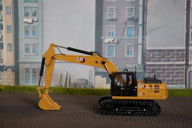 320GX Hydraulic Excavator