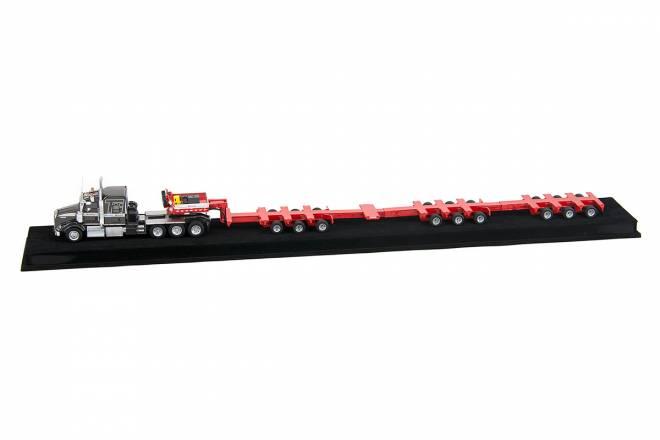 T800 8x6 mit Scheuerle Highway USA 3+3+3