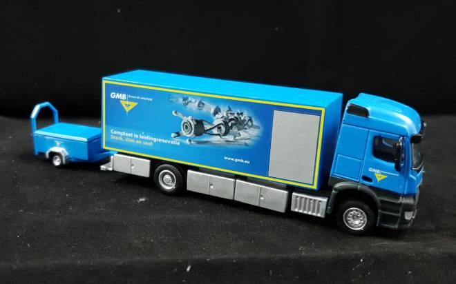 Benz Actros StreamSpace 4x2