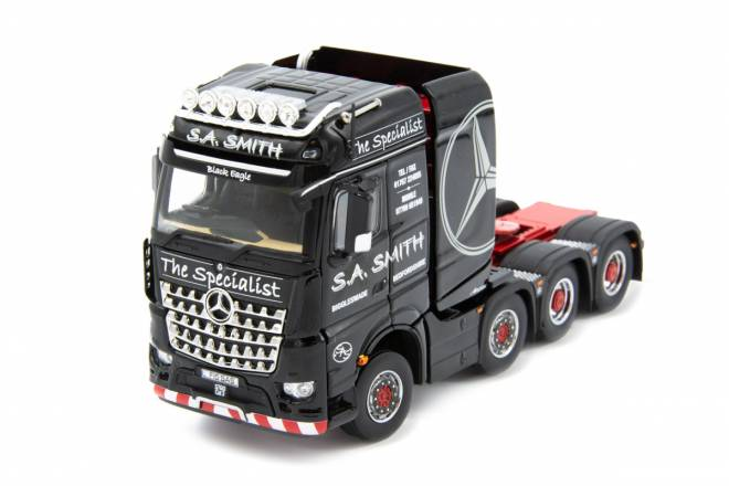 Benz Arocs BigSpace 8x4