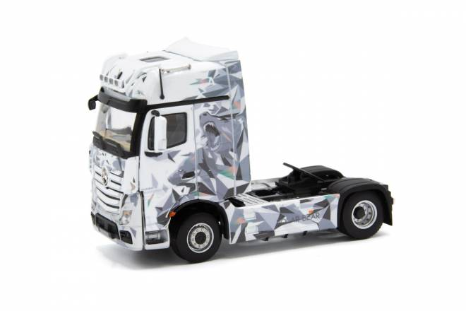 Actros Gigaspace 4x2 Limited Specials - Actros Polar Bear-