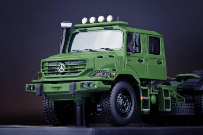 Zetros Army Green