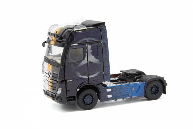 Benz Actros Gigaspace 4x2 IRON