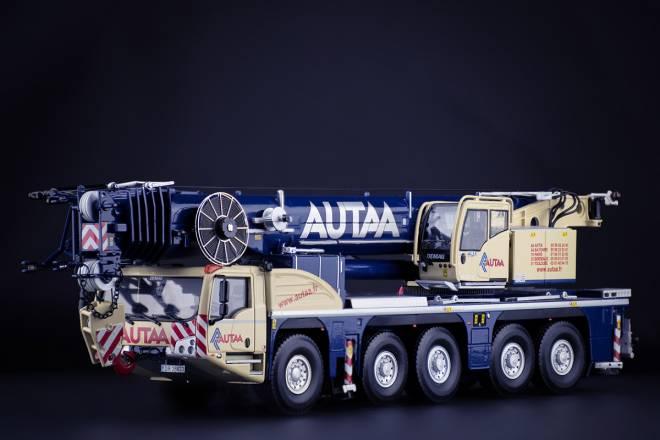 AC250-5 Mobile Crane