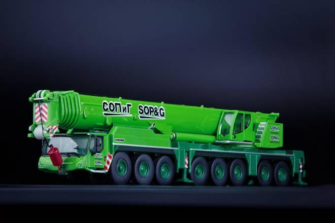 LTM1450-8.1 Mobile Crane