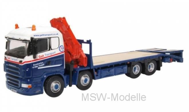 Crane Lorry, RHD, Galt Transport