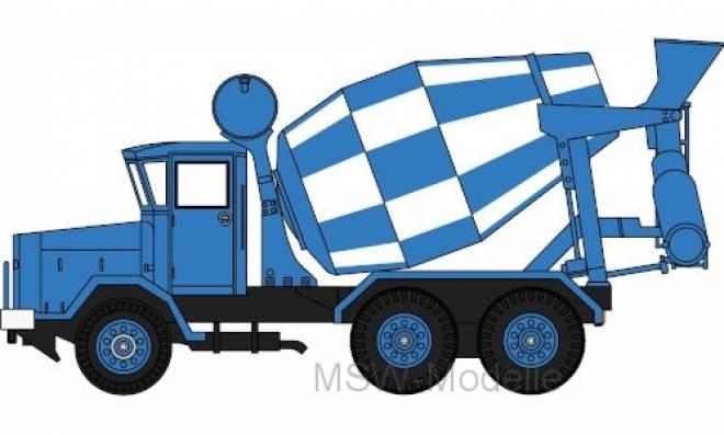 690 Cement Mixer, RHD