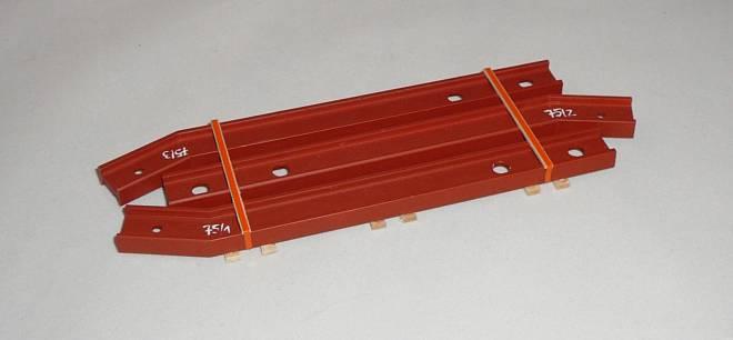 Konstruktionsstahlträger 210 mm Spur