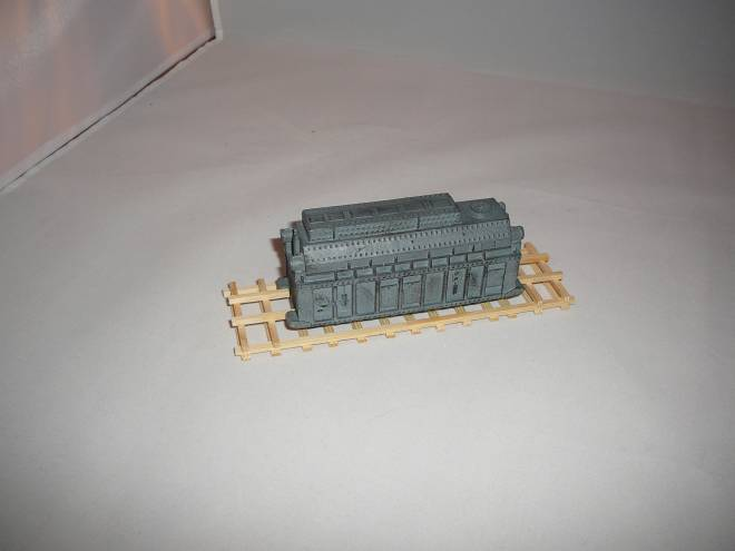 Großtrafo 170 mm Spur 0