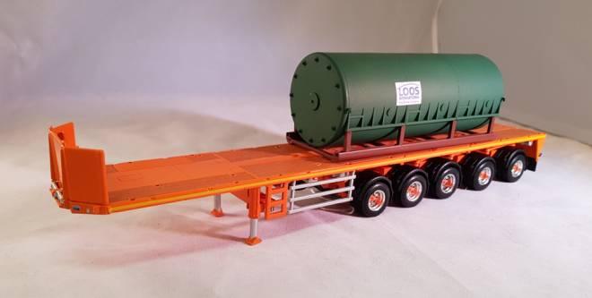 01006 Tankbehälter Länge 130 mm