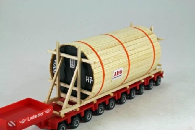 Generator für LKW Beladung