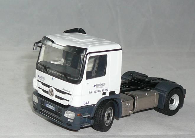 BENZ Actros MP03    1261