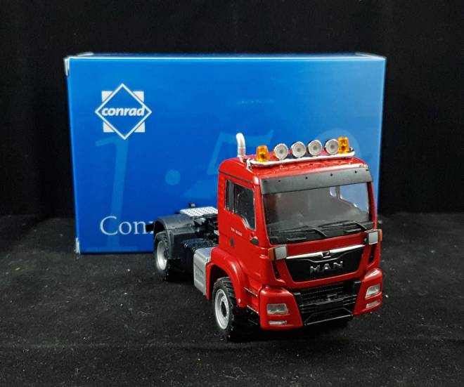 TGS M 18.500 Agrar-Truck
