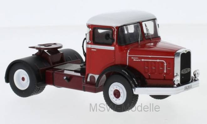 150 MB, rot/weiss, 1951