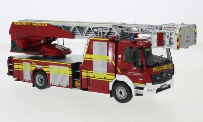 Atego DLK 23/12 Metz, Freiwillige Feuerwehr Garmisch-Partenkirchen