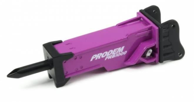 Prodem PRB1000 Hydraulic Hammer  17mm Saddle