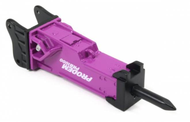 Prodem PRB1000 Hydraulic Hammer  15mm Saddle