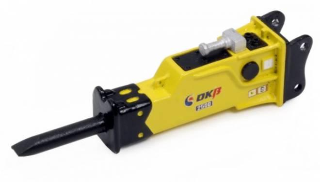 OKB 2500 Hydraulic Hammer  Pin Mount