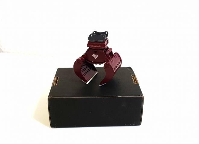 HDG820R  Komplett lackiertes Modell für 80-140T Baggermodelle mit 12mm aufnahme