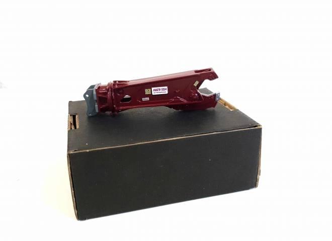HSS62RV  Komplett lackiertes Modell passend für 50T Baggermodelle 8 mm aufnahme