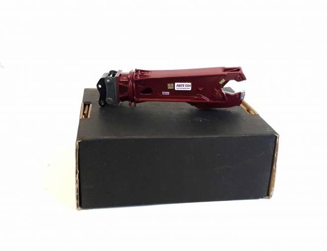 HSS62RV  Komplett lackiertes Modell für 50-T-Baggermodelle mit Q-Adappter