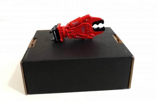 RCC30 Komplett lackiertes Weißmetallmodell für 25-35T Baggermodelle