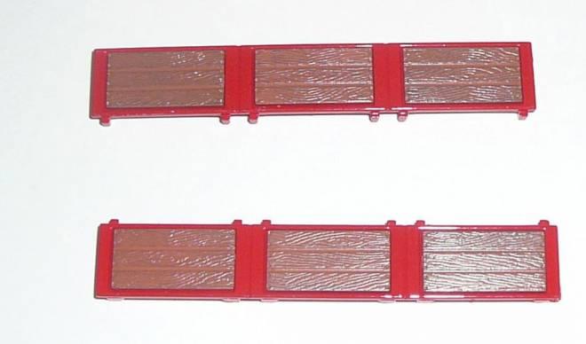 für THP mit Tiefbett  7,5 cm x 1,2 cm 370